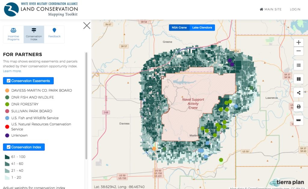 Land Conservation Mapping Toolkit | Conservation