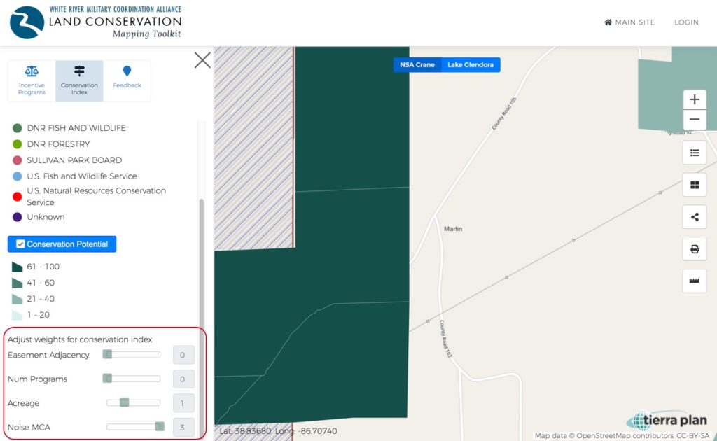 Land Conservation Mapping Toolkit | Conservation 3